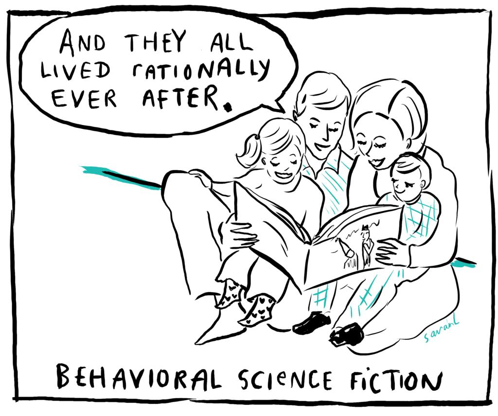 behavioral science fiction