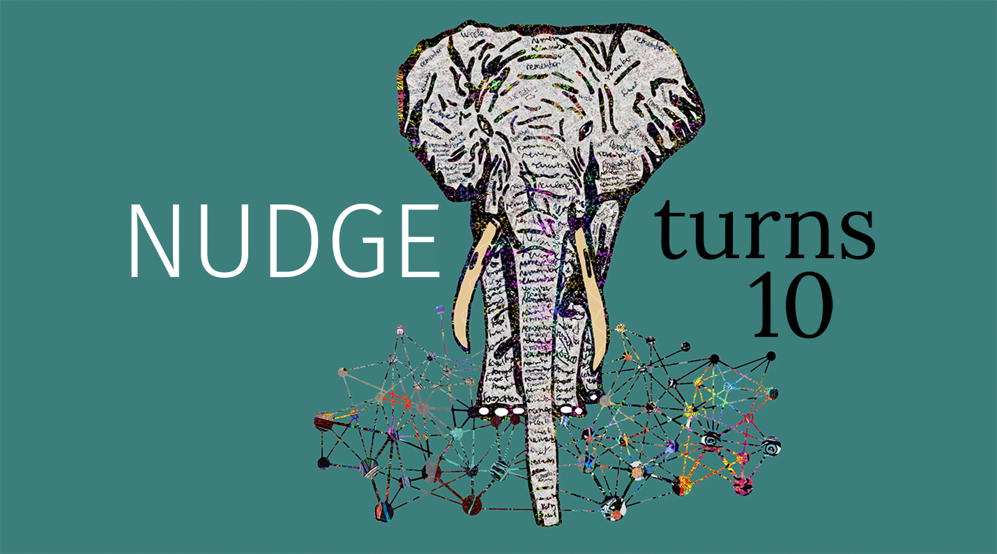 Nudge Turns 10 A Special Issue On Behavioral Science In Public