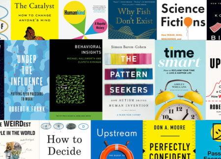 behavioral economics and science books of 2020 2021