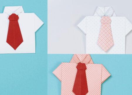 paper men's ties